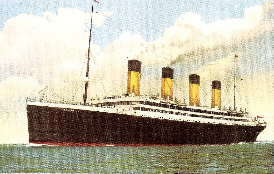 cest bien lui cest le titanic voici le plus clbre des paquebots photographi peu aprs son lancement il tait lorgueil de la white star line qui - Dessin Titanic