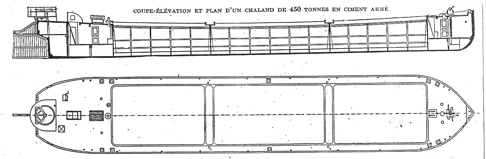 Brève histoire des bateaux en béton armé | Escales Maritimes