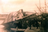 Chavirement du Carbet au Havre - Coll. Brindeau CCIH